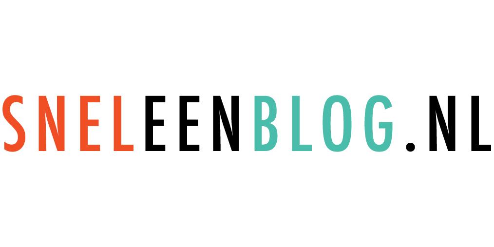 Sneleenblog.nl logo